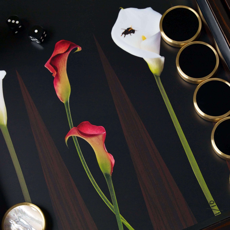 Alexandra Llewellyn Backgammon Boards Lily 4
