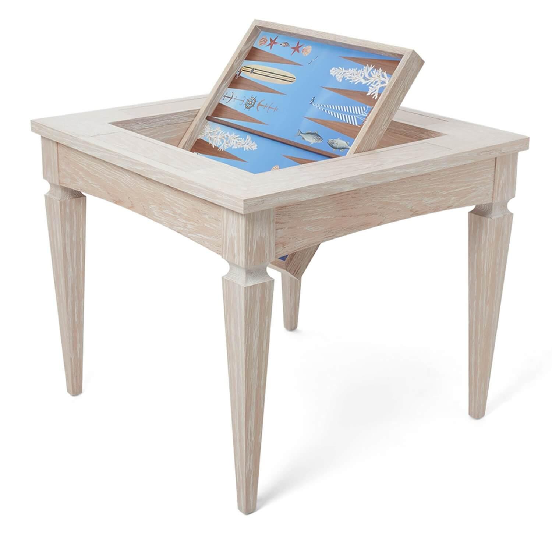 Alexandra Llewellyn Beach House Games Table