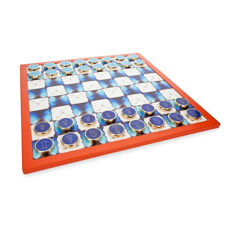 Alexandra Llewellyn Butterfly Chess Set